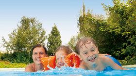 Mountfield srazil ceny bazénů a všeho, co k nim patří! Jen do 30. 7!