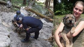 Majitelku psího hrdiny Bárta někdo udal: Policie rozhodla o vině