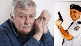 Učím se zas chodit, přiznal Ladislav Potměšil (71) po náročné operaci páteře