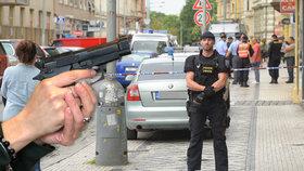 Majitelka obchodu při přepadení zastřelila lupiče: Jednala v nutné obraně, ukázalo vyšetřování