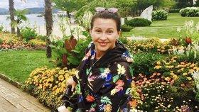 Dana Morávková na kole a bez make-upu! Vypadá jak holčička fb781834f14