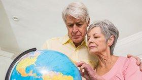 Cestujte a užívejte si penzi plnými doušky! Víme, kde na to vzít peníze!