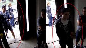 Zloděj ukradl peníze z pokladničky památníku heydrichiády: Neznáte ho?