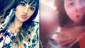 Opilá dívka (18), která při nehodě v přímém přenosu zabila sestru (†14): Jsem nevinná!