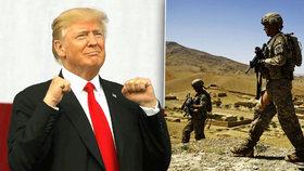 Trump vyhodí z armády transsexuály, jsou drazí. Miliarda za viagru mu ale nevadí