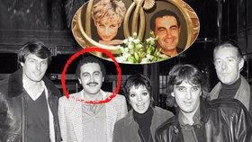 Milenec princezny Diany Dodi: Kokain, náruč plná žen a mejdany s celebritami
