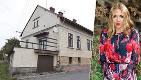 Lucie Vondráčková o prodeji milovaného domu: Chtěla jsem ten dům vysvobodit!