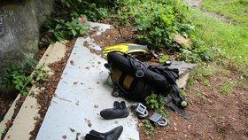 Žena na Chrudimsku zemřela při kurzu potápění: vynořila se příliš rychle