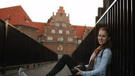 Studentka z Prahy se utopila nahá v oceánu: Zuzana (†24) uměla 12 jazyků