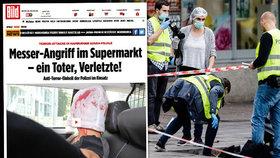 Vraždil Ahmad A. i kvůli laxnosti německých úřadů? Promeškaly lhůtu na deportaci