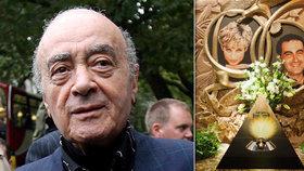 Dianu a Dodiho zabila královská rodina, tvrdí jeho otec, miliardář Al Fayed