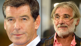 Pierce Brosnan alias James Bond v českém filmu Aldabra: V zahraničí vystřídal Kaisera!