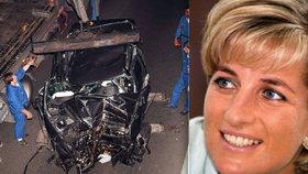 """""""Policisté mi řekli, že Dianu někdo zavraždil,"""" tvrdí otec řidiče, který s princeznou boural"""