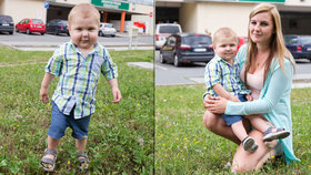Nejstatečnější miminko Česka: Třetí transplantace už není možná!