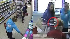 Zlodějky ukradly kabelku. Na doklady si vzaly půjčku, v obchodech platily kartou