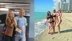 Vdova po Stanislavu Grossovi (45) Šárka: Tajná dovolená s novou láskou!