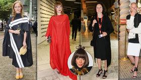 Módní téma Františky Čížkové: Kdo se (ne)bojí minimalismu a kdo ho umí?