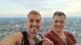 """Gay Jirka je s partnerem už 11 let: """"Řešíme stejné problémy jako heterosexuálové,"""" říká"""