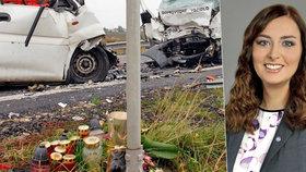 Při nehodě je nejdůležitější je bezpečnost a důkazy: Právnička radí na co máte nárok