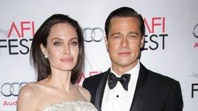 Špinavý rozvod Jolie a Pitta: Alimenty 200 milionů ti jsou málo, Angelino?