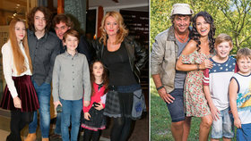 Léto Tomáše Matonohy: Má dvě ženy a šest dětí! Už dva roky