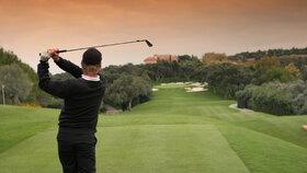 Golfisté odpálili tisíc míčků, pro děti z SOS vesničky vybrali 400 tisíc: Budou mít nové hřiště