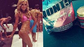 Krásná modelka (†25) chtěla mít dokonalé tělo: Zabily ji proteinové koktejly