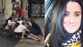 Třikrát ošálila smrt: Julia (26) přežila útok v Barceloně, Londýně i Paříži!