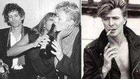Eskapády Davida Bowieho (†69): Nabízeli mu sex i s mrtvolou!