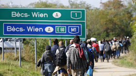 U hranic s Českem zadrželi 40 migrantů. Na mladé Afghánce upozornili řidiči