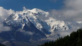 Na Mont Blancu našli tři těla: Ležela tam desítky let?