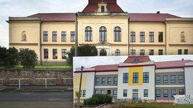 """Architekt se vyřádil, místní zuří: Takhle """"vylepšili"""" stoletou školu"""