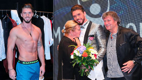 Standa Hložek je hrdý na syna: Potetovaný Matyáš vyhrál titul Muž roku 2017!