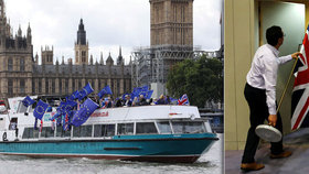 Více než 100 tisíc Britů opustilo po brexitu zemi. Děsí je rasismus a útoky