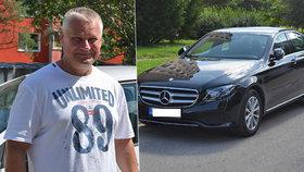 Luxusní život omilostněného vraha: Kajínek řekl, na co si koupil mercedes