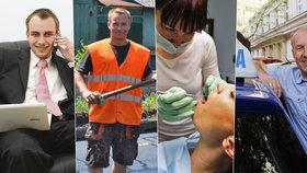 Tři miliony Čechů zvažují změnu práce. Chtějí povýšení i vyšší výplatu