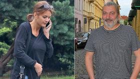 Zapřisáhlý samotář Daniel Hůlka bude konečně tatínkem!
