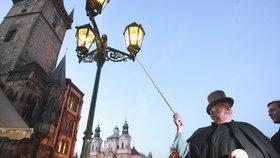 První krok k budoucnosti: Praha chce v Karlíně chytré lampy