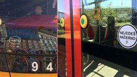 """""""Když utečeš revizorovi, je to spíš trapné"""": Praha promlouvá do duše černým pasažérům"""