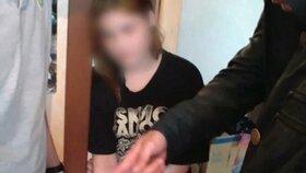 Je jí teprve 17 let! Matka modré velryby zatčena za navádění dětí k sebevraždám