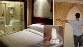 Noční můra cestovatelů: Nejhorší věci, na které můžete narazit v hotelech