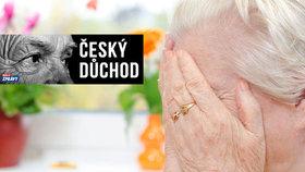 Týraná Marie (78) skončila v nemocnici: Zoufalí senioři hledají pomoc přes telefon