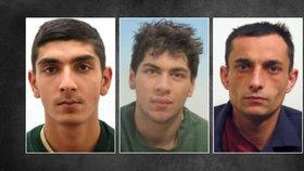 Policisté zatkli uprchlé vězně z kynšperské věznice. Dopadli je v Plzni