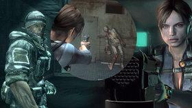 Hororová plavba se slizkými mutanty: Resident Evil Revelations vyplul na PlayStation 4