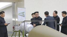 Kim porušuje slib, ukázaly satelity. KLDR zřejmě dál vyrábí jaderné bomby