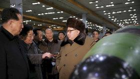 KLDR zničí na konci května středisko jaderných testů. Kim chystá velkou show
