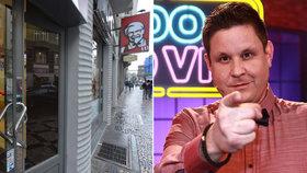 Svědek útoku Michala Novotného na prodavačku: Sprosté nadávky a mlácení do rukou