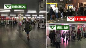Lidé brali útokem prodejny kuponů na pražskou MHD: Ve frontách stáli i desítky minut