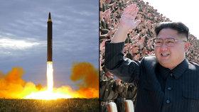 Kim hrozí Trumpovi i sousedům: KLDR vypustila další rakety, ulétly stovky kilometrů