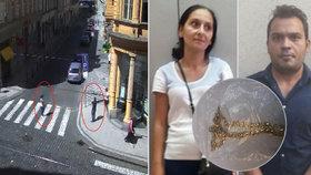 Kapsáři okradenou důchodkyni (86) nechali ležet v krvi na ulici: Policie je dopadla za pět dní